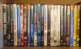 Lotto di DVD Film Cult e Disney Pixar
