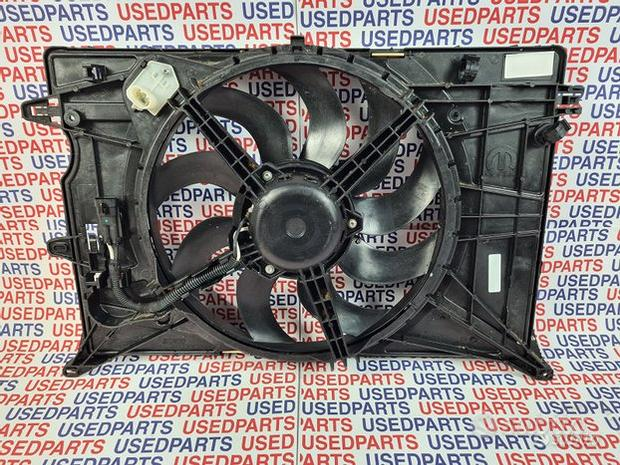51965900 Ventola raffreddamento 500X 1.6 diesel