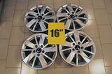 """RL62 Cerchi in lega originali Volkswagen 16"""" 5x112"""