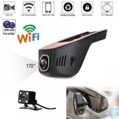 Camera Nascosta auto Wifi Full HD 1080P