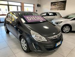 Opel corsa 1.3 cdti km certificati unipro 2011