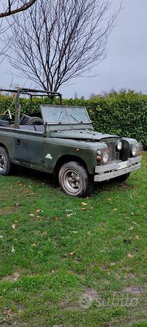 Land Rover Series 2 2A 3 Benzina