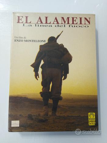 El Alamein DVD PER COLLEZIONISTI