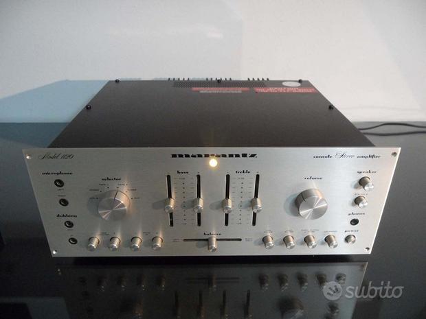 HI FI amplificatore stereo MARANTZ 1120