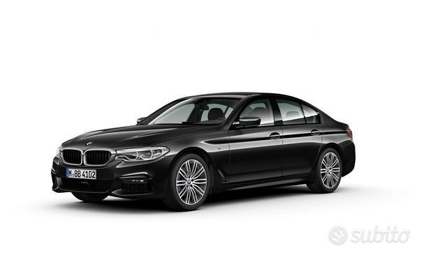 BMW 520 d 48V Msport
