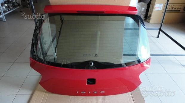 Portellone cofano posteriore Seat Ibiza 6J - 2010
