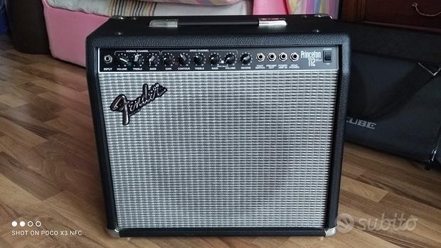 Ampli Fender Princeton Plus 112 65W