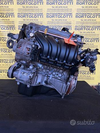 TOYOTA COROLLA motore usato 3ZZFE