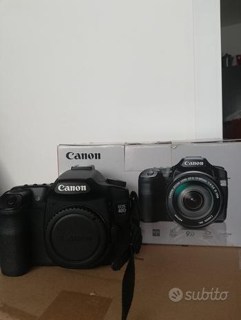 Canon 40D body Praticamente Nuova