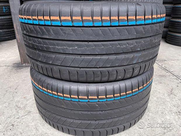 2 Gomme 295/40 R20 - 106Y Michelin estive 80% resi