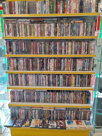 DVD e BLU RAY DA COLLEZIONE USATI