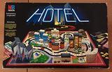 HOTEL MB 1° edizione completo - gioco in scatola