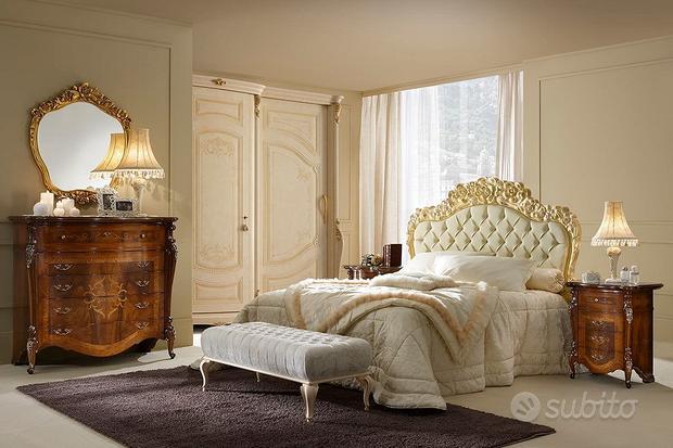 Camere da letto napoli classiche