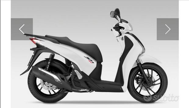 Honda SH 150 i Sporty