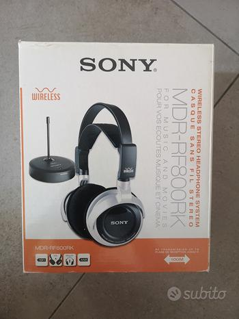 Cuffie Sony senza fili