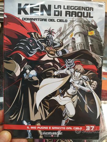 DVD Ken Il guerriero