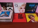 Lotto 30 Vinili LP Colonne Sonore, Musical, Comedy