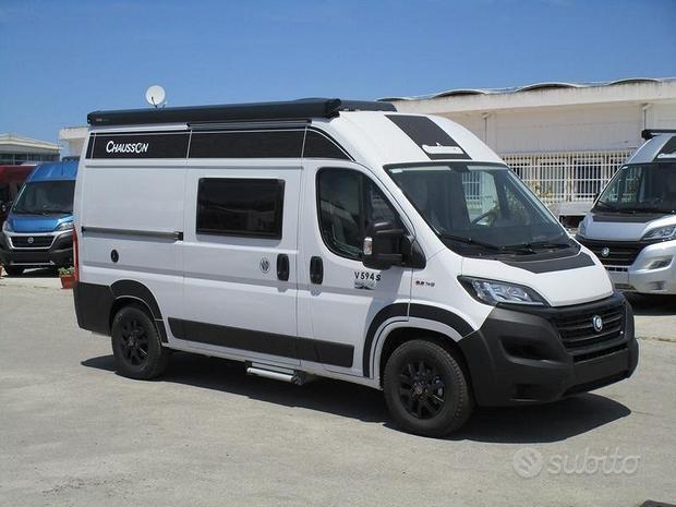 Chausson V594S 5,41m prenotabile consegna fine2021