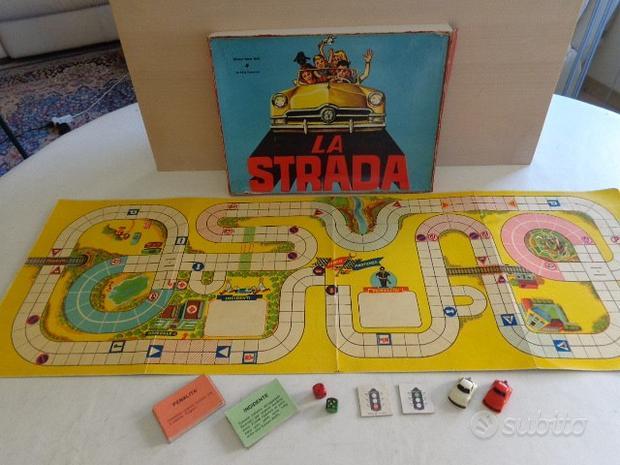 La Strada - Ed. Marca Stella -1959 Rarità