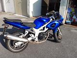 Moto Suzuki SV 650 S - 2000