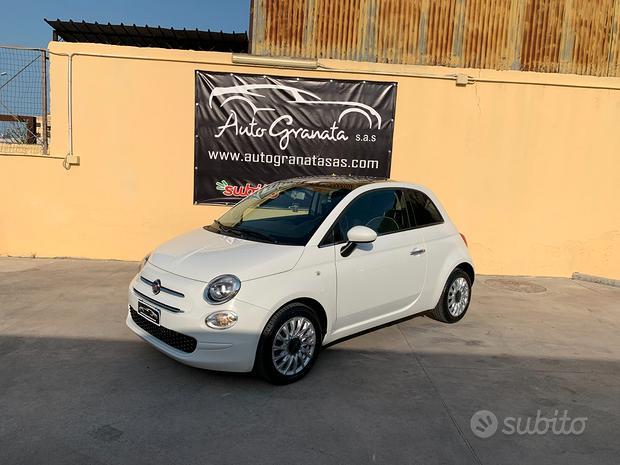 FIAT 500 1.2 69cv S&S LOUNGE SOLI 15.000KM
