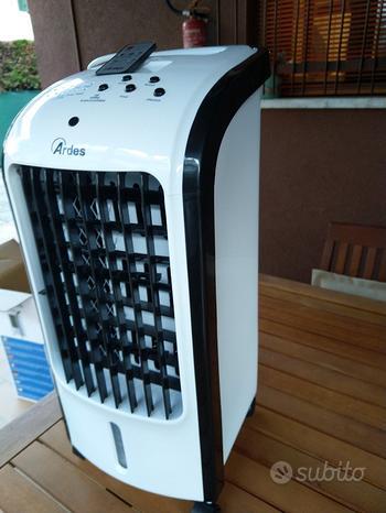 Ventilatore raffrescatore evaporativo