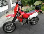 Honda Dall'Ara XR 650 - 2003