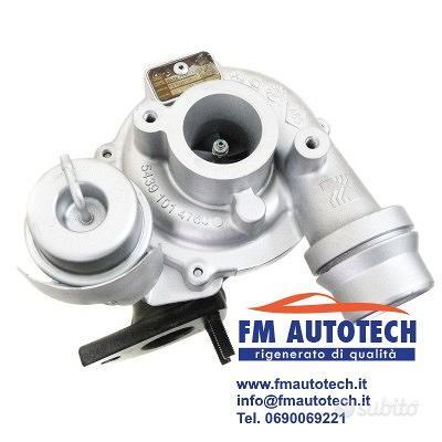 Turbina KKK 54359700028 Renault, Nissan, Dacia 1.5
