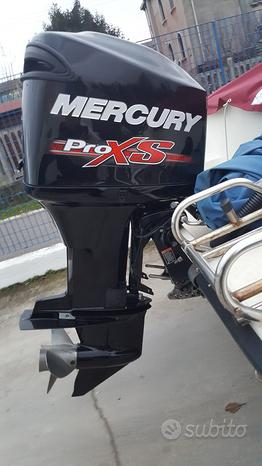 Open Coverline 5.50 con Mercury Otimax 150pro xs