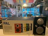 Radio portatili Tivoli IPAL green/ Silver