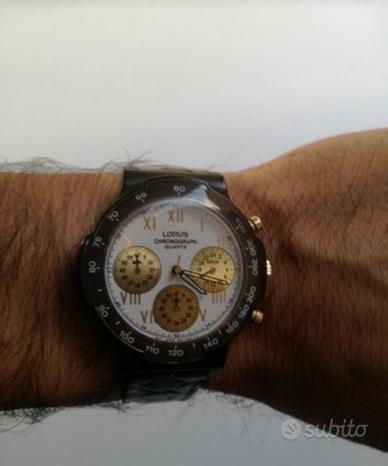 Orologio Lorus Chronograph