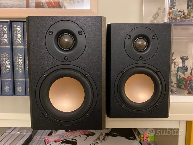 Diffusori Kro Craft e amplificatore SDAR 2000 b