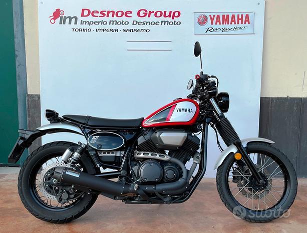 Yamaha SCR 950 ABS