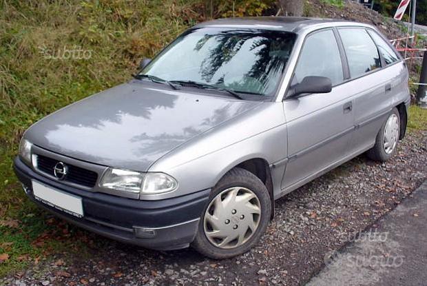 Ricambi Opel Astra '' F '' (prima serie)
