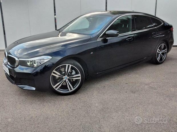 BMW Serie 6 620d Gran Turismo Msport auto