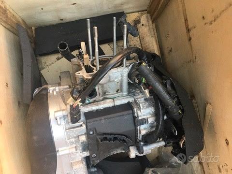 Motore piaggio medley 125 e4