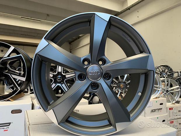 Cerchi Audi raggio 20 Matt Antracite Diam cod.8342