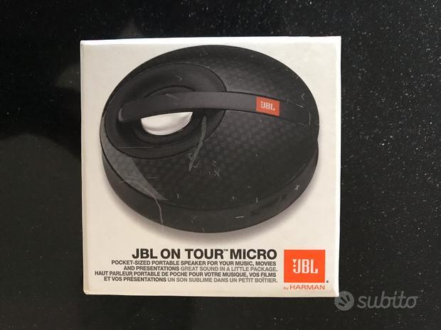 Cassa audio portatile JBL ON TOUR MICRO