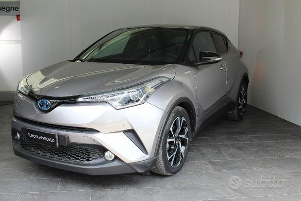 Toyota C-HR 1.8 Hybrid CVT Style