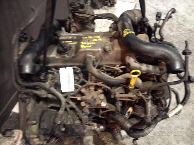 Motore Ford TRANSIT CONNECT 1.8 TDCI HCPA usato