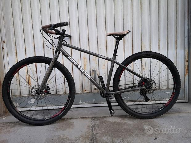 """On One Bootzipper Mtb 29"""" Boost Trail Bikepacking"""