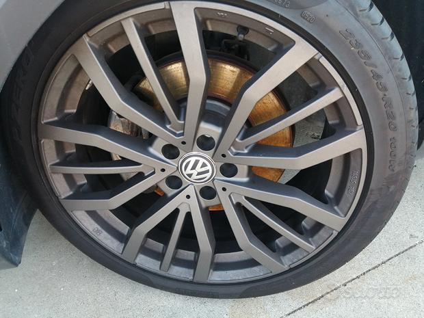 N 1 cerchio in lega R20 VW Tiguan