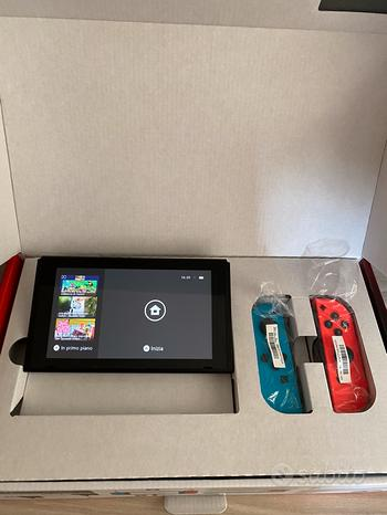 Nintendo Switch Pari al Nuovo