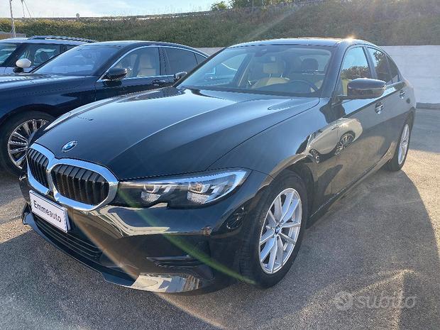 BMW 318 d Berlina Business Advantage