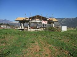 Villa in corso di costruzione