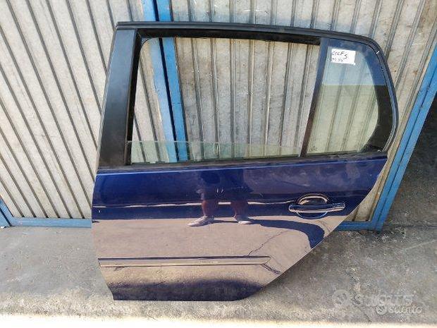 Porta posteriore sinistra Volkswagen Golf 5