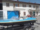 Barca più carrello