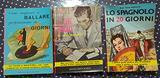 3 libri Biblioteca Pratica De Vecchi anni 50/60