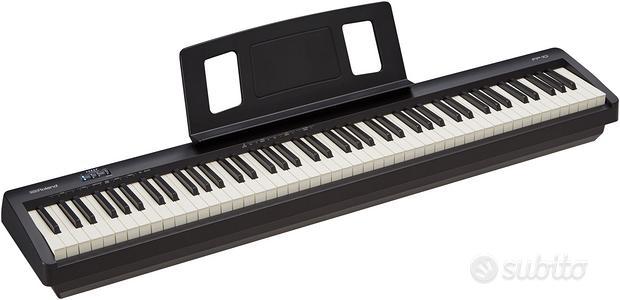 Roland FP-10 Pianoforte Digitale 88 tasti pesati
