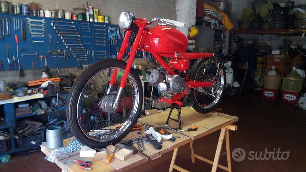 Moto Guzzi Cardellino del 1958 73cc